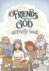 Omslag - Friends with God Activity Book