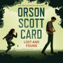 Lost and Found av Orson Scott Card (Lydbok-CD)