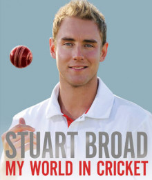 My World in Cricket av Stuart Broad (Innbundet)
