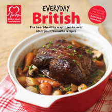 Everyday British av British Heart Foundation (Innbundet)
