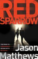 Omslag - Red Sparrow