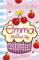 The Cupcake Diaries: Emma All Stirred Up! av Coco Simon (Heftet)