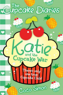 The Cupcake Diaries: Katie and the Cupcake War av Coco Simon (Heftet)