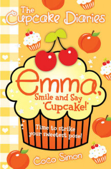 Cupcake Diaries #11: Emma, Smile and Say Cupcake av Coco Simon (Heftet)