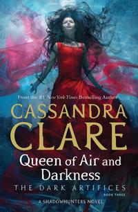 The queen of air and darkness av Cassandra Clare (Heftet)