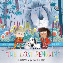 The Lost Penguin av Claire Freedman (Heftet)