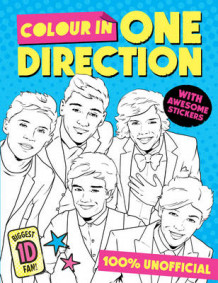 Colour in One Direction! av Simon & Schuster UK (Heftet)