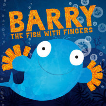 Barry the Fish with Fingers av Sue Hendra (Pappbok)