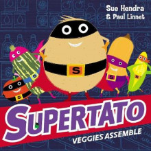 Supertato Veggies Assemble av Sue Hendra (Heftet)