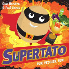 Supertato Run Veggies Run av Sue Hendra (Heftet)