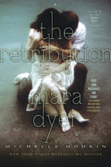 Omslag - The Retribution of Mara Dyer