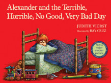 Alexander and the terrible, horrible, no good, very bad day av Judith Viorst (Heftet)