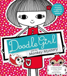 Doodle Girl and the Monkey Mystery av Suzanne Smith og Lindsay Taylor (Heftet)