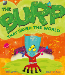 The Burp That Saved the World av Mark Griffiths (Heftet)
