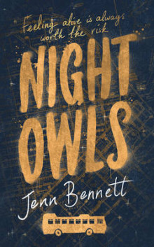 Night Owls av Jenn Bennett (Heftet)