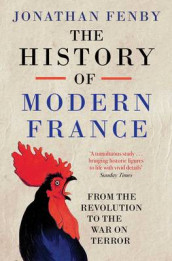 The History of Modern France av Jonathan Fenby (Heftet)
