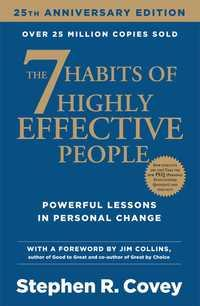 The 7 Habits of Highly Effective People av Stephen R. Covey (Heftet)
