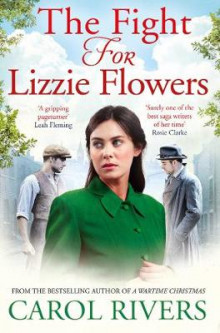 The Fight for Lizzie Flowers av Carol Rivers (Heftet)