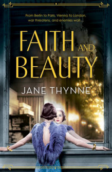 Faith and Beauty av Jane Thynne (Innbundet)