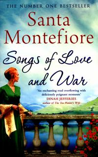 Songs of love and war av Santa Montefiore (Heftet)