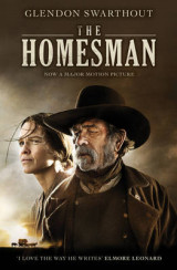 Omslag - The Homesman