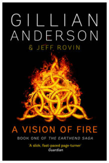 A Vision of Fire av Gillian Anderson (Heftet)