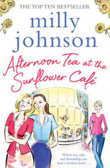 Afternoon Tea at the Sunflower Cafe av Milly Johnson (Heftet)