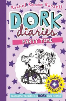Dork Diaries: Party Time av Rachel Renee Russell (Heftet)
