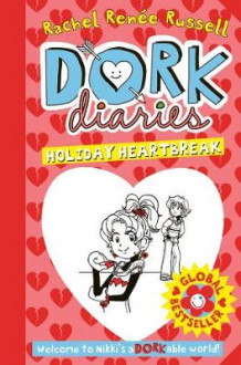 Dork Diaries: Holiday Heartbreak av Rachel Renee Russell (Heftet)