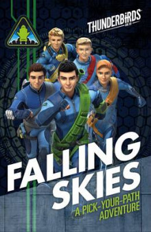 Thunderbirds: Falling Skies av Simon & Schuster UK (Heftet)