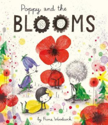 Poppy and the Blooms av Fiona Woodcock (Heftet)