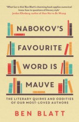 Omslag - Nabokov's favourite word is mauve