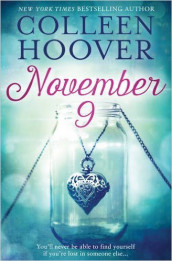 November 9 av Colleen Hoover (Heftet)
