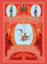Omslag - The royal rabbits of London