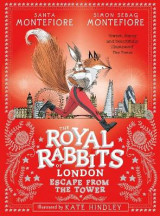 Omslag - The Royal Rabbits of London: Escape From the Tower
