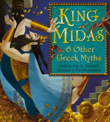 King Midas & Other Greek Myths av Eric A. Kimmel (Heftet)