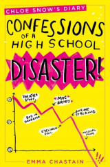Omslag - Chloe Snow's Diary: Confessions of a High School Disaster