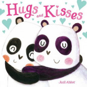 Hugs and Kisses av Simon and Schuster (Innbundet)