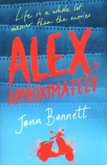 Alex, Approximately av Jenn Bennett (Heftet)
