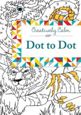 Omslag - Creatively Calm: Dot to Dot