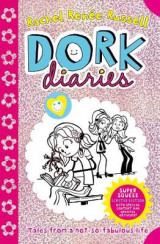 Omslag - Dork Diaries 1 (Promotional Edition)