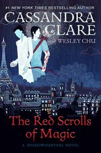 The Red Scrolls of Magic av Cassandra Clare og Wesley Chu (Innbundet)