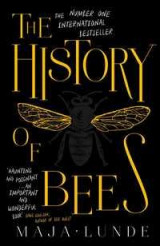Omslag - The history of bees