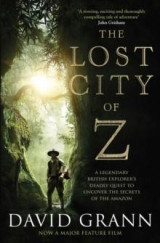 Omslag - The lost city of Z