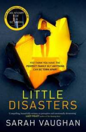 Little Disasters av Sarah Vaughan (Innbundet)