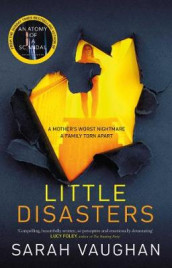 Little Disasters av Sarah Vaughan (Heftet)