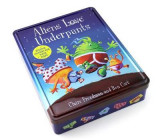 Omslag - Aliens Love Underpants Anniversary Tin