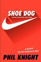 Omslag - Shoe Dog (Young Readers Edition)