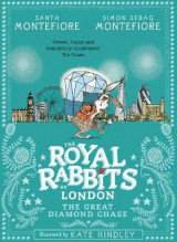 Omslag - Royal Rabbits of London: The Great Diamond Chase