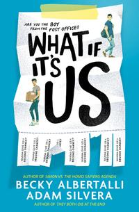 What if it's us av Becky Albertalli og Adam Silvera (Heftet)